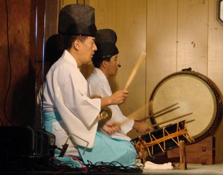 shinto musicians