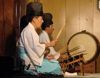 shinto musicians