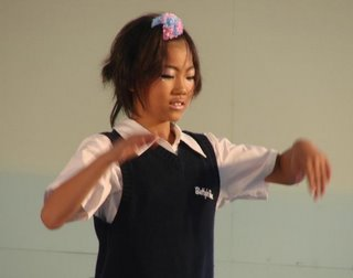 para para dancing