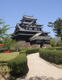 matsue castle