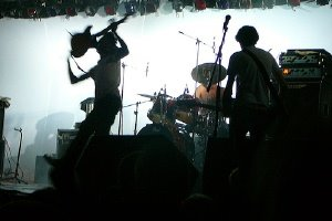 Bloc Party -- Live In NJ -- Photo Credit: Nev Brown via Flickr