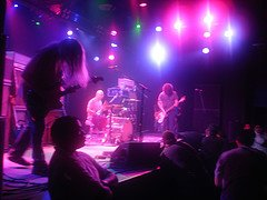 Dinosaur Jr. -- Photo courtesy of Flickr user Broken Bones
