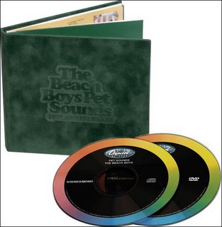 The Beach Boys -- Pet Sounds 40th Anniversary Reissue