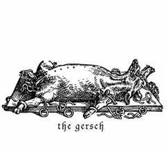 The Gersch -- The Gersch