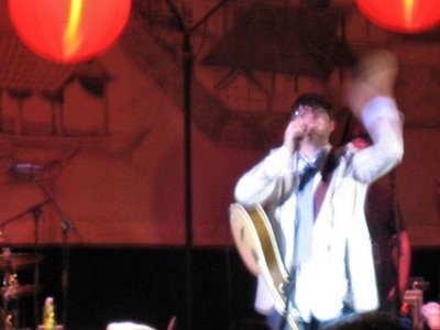 Colin Meloy of The Decemberists, Orpheum Theater, Boston, MA, 20061104