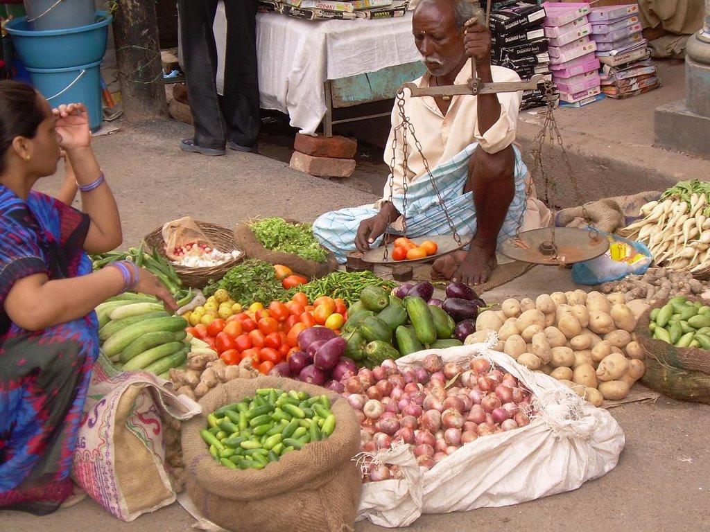 MOTHER GANGES, Saris y ropa india online: La comida india