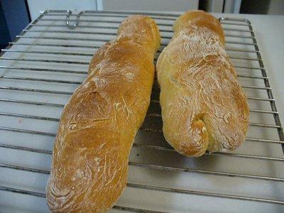joder, se puede hacer un pan rico en un pis-pas