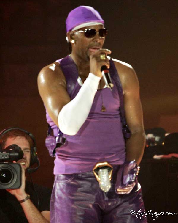 R Kelly 2006