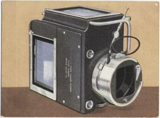 Vivex colour photo instantaneus camera. Source: NYPL Digital Gallery