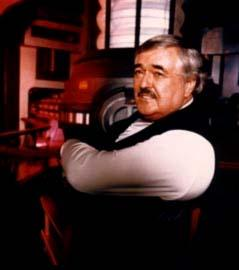 James Doohan as Chief Engineer Montgomery Scott