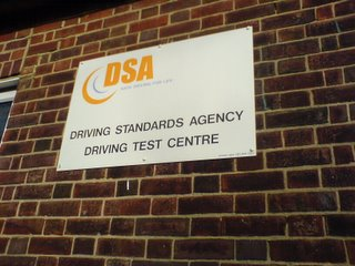 Driving Standards Agency hendon centre