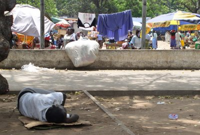 Street Life, Accra Ghanna Africa