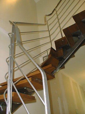 mister escalier rampe carabin. Black Bedroom Furniture Sets. Home Design Ideas