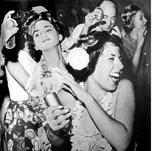 carnaval Guarujá 1960