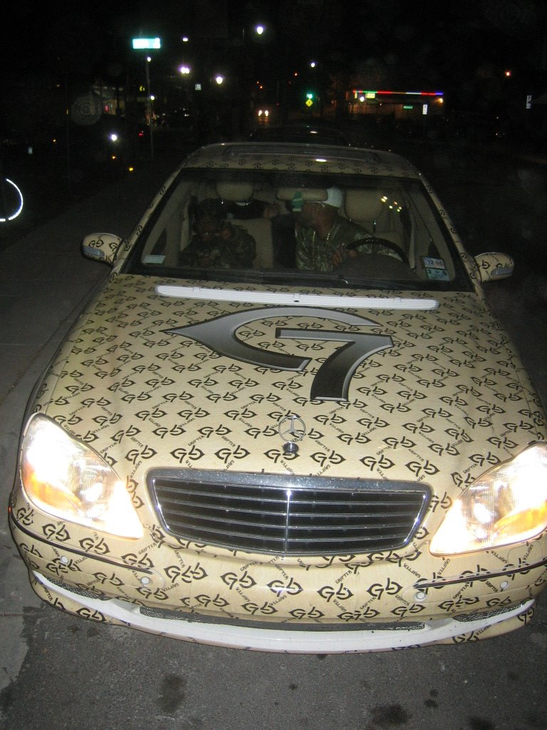 Gucci Benz >> The Longbranch Davidian March 2006