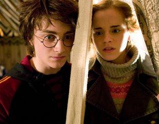 No, Pinky! Not Harry Potter. MR.Potter!