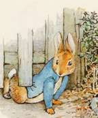 Not Beatrix Potter! MR.POTTER!You know Lionel Barrymore?