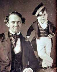 PT Barnum and his conscience