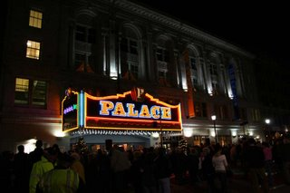Palace Theater Marquee, Waterbury, CT