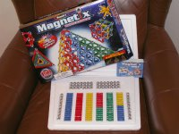 Magnetix 150pc set
