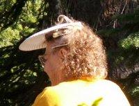 Paper plate visor