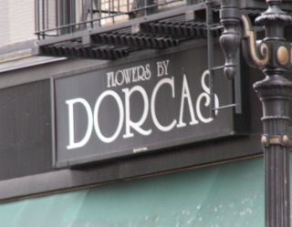 Dorcas - a flower shop in Portland, OR