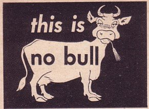 This is no bull!