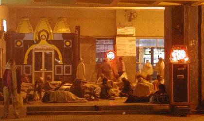 Varanasi: Train Station