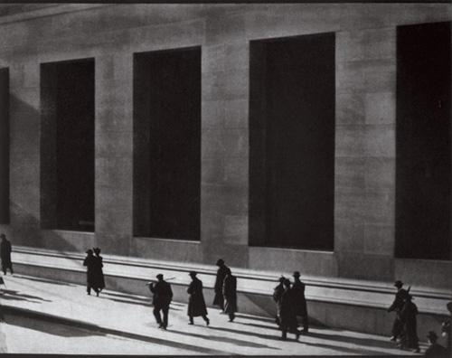 Wall Street, 1915