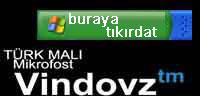Türkçe Vindovz