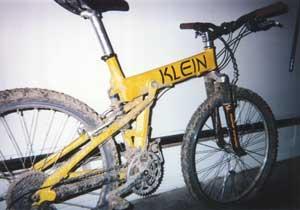My 1992 Klein Mantra Comp