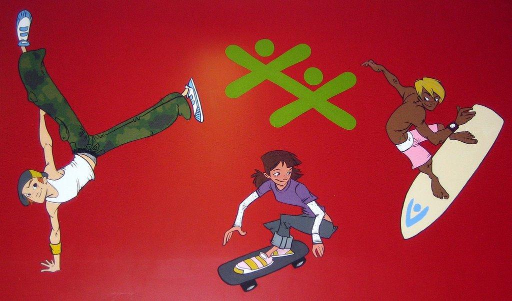 Murals teen