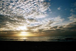 Sunrise @ ECR