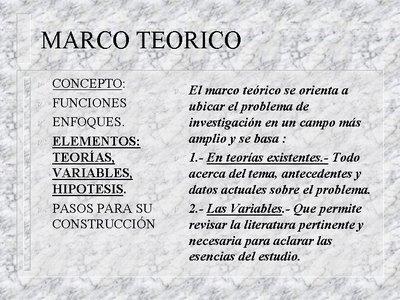 EDUCOGENIA: EL MARCO TEORICO Y LAS VARIABLES
