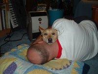 Heater Dog & Heater Monkey