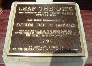 Leap The Dips Is Older Than You