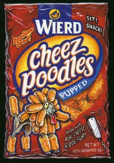 Cheese Poodles