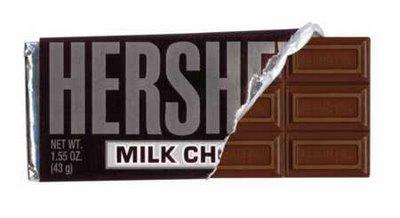 Mmmmmm... Hershey's