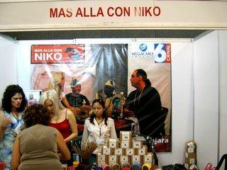 Stand de Niko en Expo Infinito Guadalajara