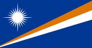 Bandera de las islas Marshall