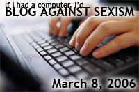 Blog Against Sexism Day