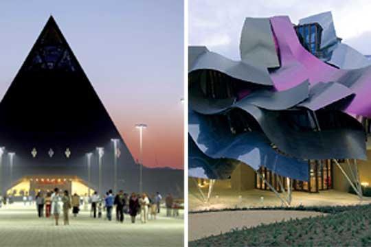 Construcciones de pel cula noticias de arquitectura Noticias de arquitectura recientes