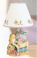 Little Mermaid Lamp