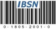 IBSN: 0-1805-2001-0