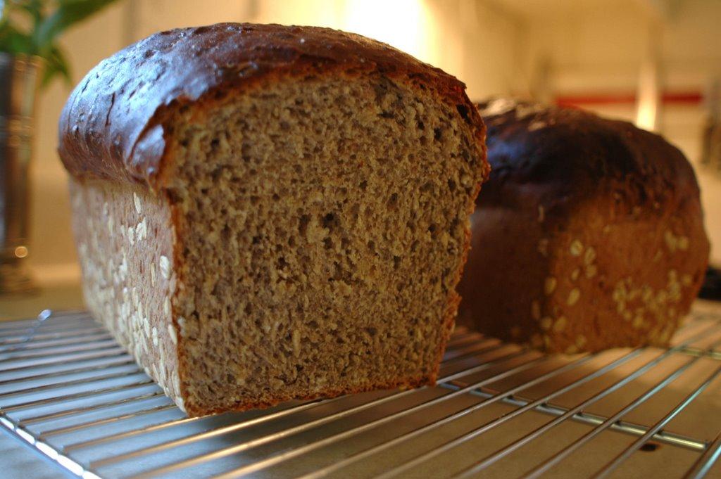 Buckwheat and Honey Oatmeal BreadBuckwheat Bread Recipes