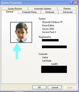 System controll Panel Applet