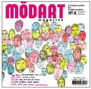 Modart Magazine Cover
