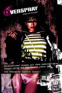 Overspray magazine