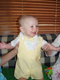 Hayden at 6 months