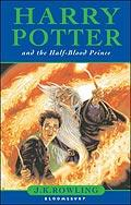 cover Harry Potter 6